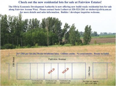 Fairview Estates Flier - July 2014
